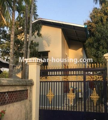 Myanmar real estate - for sale property - No.3289 - One storey landed house for sale in Mayangone! - house