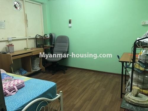 Myanmar real estate - for sale property - No.3299 - Three bedroom apartment room for sale in Gwa Zay, Sanchaing! - bedroom 2