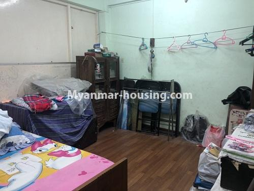 Myanmar real estate - for sale property - No.3299 - Three bedroom apartment room for sale in Gwa Zay, Sanchaing! - bedroom 3