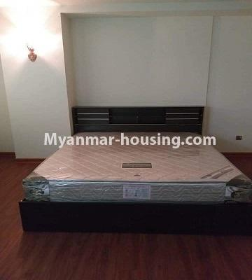 Myanmar real estate - for sale property - No.3303 - Nawarat Condominium building with full facilities for sale in Kamaryut! - single bedroom