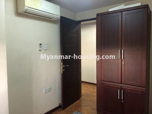 ミャンマー不動産 - 売り物件 - No.3305 - Nice condominium room with beautiful decoration for sale in Dagon! - bedroom 2