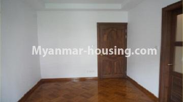 Myanmar real estate - for sale property - No.3349 - Newly Sein Lae May Yeik Thar Condominium Rooms for sale in Yakin! - another master bedroom 2