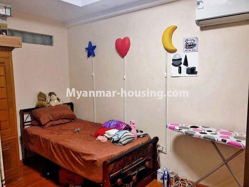 Myanmar real estate - for sale property - No.3351 - Newly Built Aung Chan Thar Condominium room for sale in Yankin! - single bedroom view