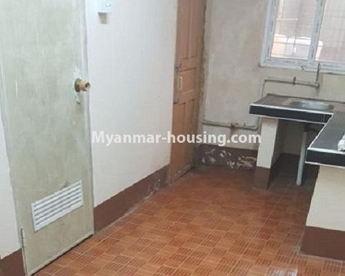 Myanmar real estate - for sale property - No.3373 - Ground floor for sale near Tharketa Capital! - kitchen view