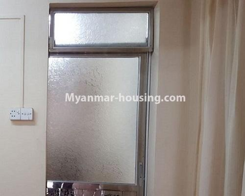 Myanmar real estate - for sale property - No.3373 - Ground floor for sale near Tharketa Capital! - bathroom view