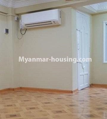 Myanmar real estate - for sale property - No.3374 - Decorated ground floor for sale in Sanchaung! - mezzanine view