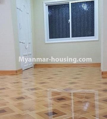 Myanmar real estate - for sale property - No.3374 - Decorated ground floor for sale in Sanchaung! - another view of mezzanine