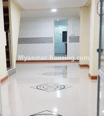 Myanmar real estate - for sale property - No.3374 - Decorated ground floor for sale in Sanchaung! - ground floor view