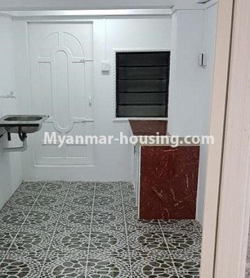 Myanmar real estate - for sale property - No.3374 - Decorated ground floor for sale in Sanchaung! - kitchen view
