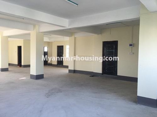 မြန်မာအိမ်ခြံမြေ - ရောင်းမည် property - No.3380 - တောင်ဥက္ကလာတွင် ကွန်ဒိုခန်းကျယ် ရောင်းရန်ရှိသည်။ - inside view
