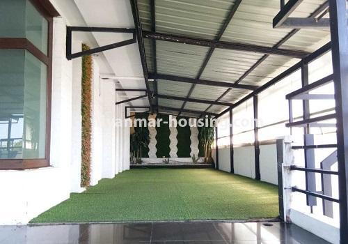 မြန်မာအိမ်ခြံမြေ - ရောင်းမည် property - No.3385 - ဗဟန်းတွင် အိပ်ခန်း ၂၅ခန်းပါသော လုံးချင်းအိမ် ရောင်းရန်ရှိသည်။ - another top floor fake lawn view
