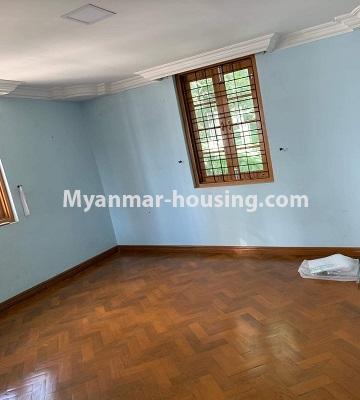 မြန်မာအိမ်ခြံမြေ - ရောင်းမည် property - No.3386 - သန်လျင်တွင် လုံးချင်းအိမ်တစ်လုံး ရောင်းရန်ရှိသည်။ - single bedroom view
