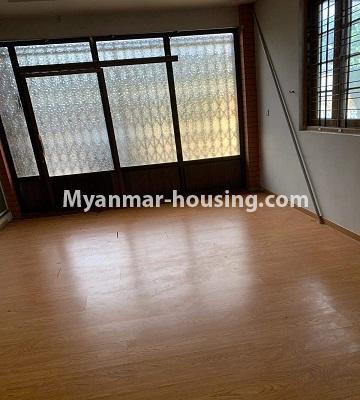 မြန်မာအိမ်ခြံမြေ - ရောင်းမည် property - No.3386 - သန်လျင်တွင် လုံးချင်းအိမ်တစ်လုံး ရောင်းရန်ရှိသည်။ - another single bedroom view
