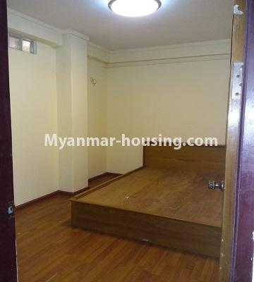 Myanmar real estate - for sale property - No.3391 - First floor two bedroom apartment for sale in Yankin! - bedroom 2