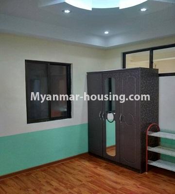 မြန်မာအိမ်ခြံမြေ - ရောင်းမည် property - No.3396 - ကျောက်တံတားမြို့နယ် Ruby 36 ကွန်ဒိုတွင် အခန်းရောင်းရန်ရှိသည်။ - master bedroom view