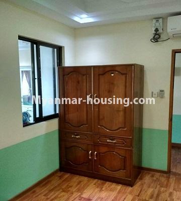 မြန်မာအိမ်ခြံမြေ - ရောင်းမည် property - No.3396 - ကျောက်တံတားမြို့နယ် Ruby 36 ကွန်ဒိုတွင် အခန်းရောင်းရန်ရှိသည်။ - single bedroom view