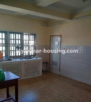 မြန်မာအိမ်ခြံမြေ - ရောင်းမည် property - No.3396 - ကျောက်တံတားမြို့နယ် Ruby 36 ကွန်ဒိုတွင် အခန်းရောင်းရန်ရှိသည်။ - kitchen view