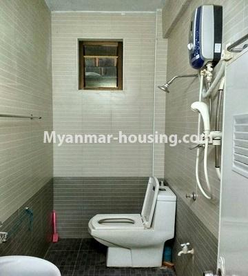 မြန်မာအိမ်ခြံမြေ - ရောင်းမည် property - No.3396 - ကျောက်တံတားမြို့နယ် Ruby 36 ကွန်ဒိုတွင် အခန်းရောင်းရန်ရှိသည်။ - common bathroom