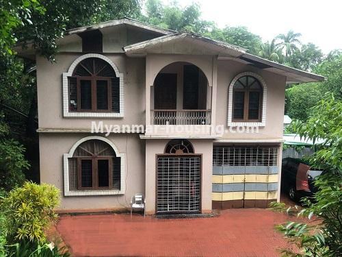 မြန်မာအိမ်ခြံမြေ - ရောင်းမည် property - No.3397 - ဗဟန်း ရွေှတောင်ကြားတွင် အိမ်နှစ်လုံး ရောင်းရန်ရှိသည်။ - another house view