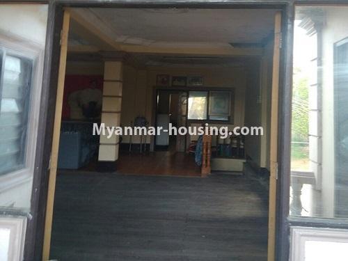 မြန်မာအိမ်ခြံမြေ - ရောင်းမည် property - No.3415 - လှိုင်သာယာ F.M.I City အနီးတွင် နှစ်ထပ်အိမ် လုံးချင်းတစ်လုံး ရောင်းရန်ရှိသည်။ - another view of upstairs