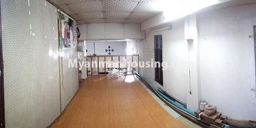 Myanmar real estate - for sale property - No.3462 - RC One Storey Landed House with half attic for sale near City Mart, Minglalar Cinema, No. 2 Market in South Dagon! - attic view