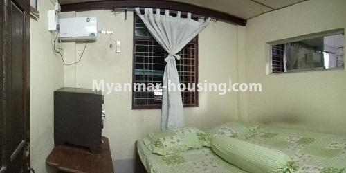 Myanmar real estate - for sale property - No.3462 - RC One Storey Landed House with half attic for sale near City Mart, Minglalar Cinema, No. 2 Market in South Dagon! - bedroom view