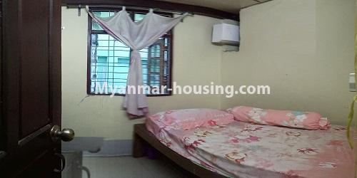 Myanmar real estate - for sale property - No.3462 - RC One Storey Landed House with half attic for sale near City Mart, Minglalar Cinema, No. 2 Market in South Dagon! - another bedroom view