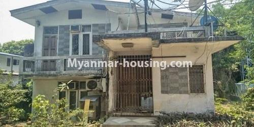 缅甸房地产 - 出售物件 - No.3465 - Landed house for sale in Bahan! - house view