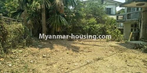 缅甸房地产 - 出售物件 - No.3465 - Landed house for sale in Bahan! - another view of compound