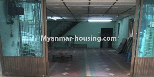 မြန်မာအိမ်ခြံမြေ - ရောင်းမည် property - No.3469 - စမ်းချောင်းတွင် မြေညီထပ်နှင့် ပထမထပ် ရောင်းရန်ရှိသည်။ - ground floor view